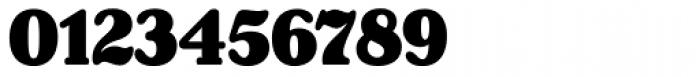 Henriette Condensed Black Font OTHER CHARS