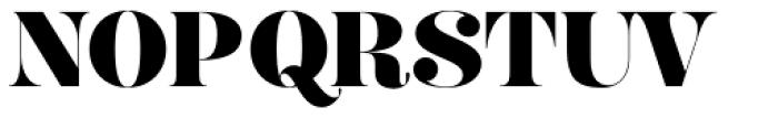 Hera Big Bold Font UPPERCASE