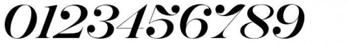 Hera Big Regular Italic Font OTHER CHARS
