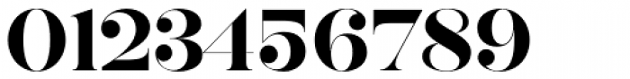 Hera Big SemiBold Font OTHER CHARS