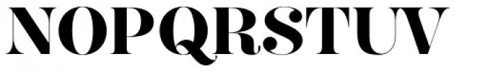 Hera Big SemiBold Font UPPERCASE