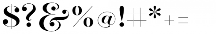 Hera Big Font OTHER CHARS
