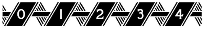 Herald Banner Regular Font OTHER CHARS