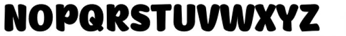 Herbit Black Font UPPERCASE