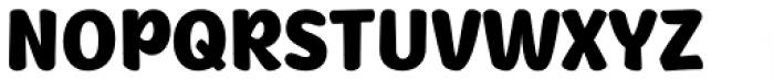Herbit Extra Bold Font UPPERCASE