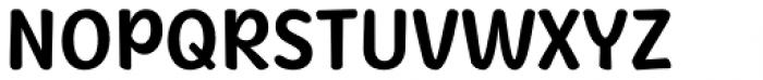 Herbit Semi Bold Font UPPERCASE