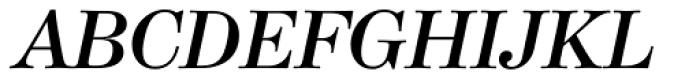 Hercules Medium Italic Font UPPERCASE
