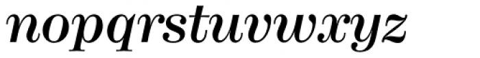 Hercules Medium Italic Font LOWERCASE