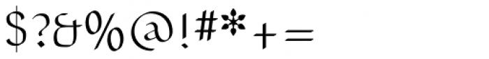 Hermainita Font OTHER CHARS