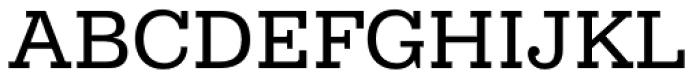 Hern Font UPPERCASE