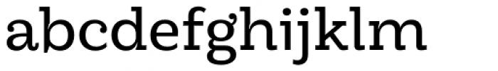 Hern Font LOWERCASE