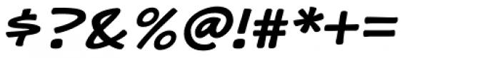 Heroid Regular Font OTHER CHARS