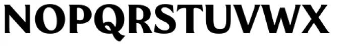 Heroine Pro Bold Font UPPERCASE