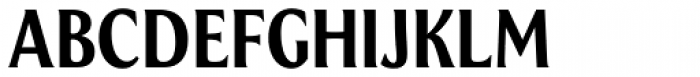 Heroine Pro Cond Medium Font UPPERCASE