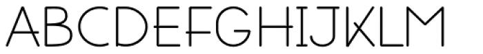 Herrmann Font UPPERCASE
