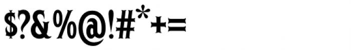 Herschel Butter Font OTHER CHARS