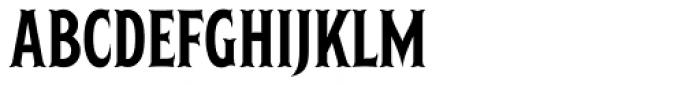 Herschel Butter Font UPPERCASE