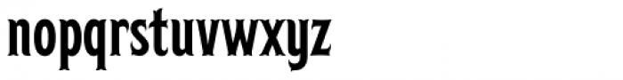Herschel Butter Font LOWERCASE