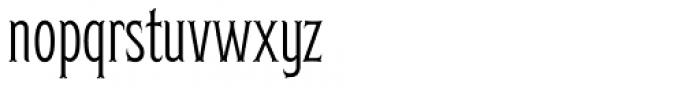 Herschel Skim Font LOWERCASE