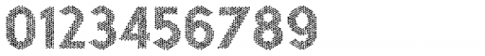 Hexial Bold Chaotic Font OTHER CHARS