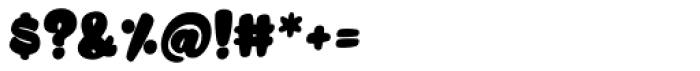 Heycold Regular Font OTHER CHARS