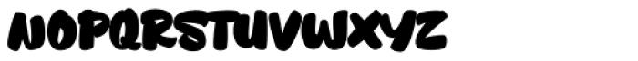 Heycold Regular Font UPPERCASE
