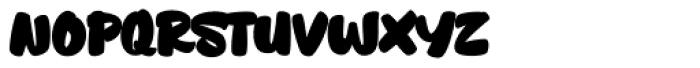 Heycold Regular Font LOWERCASE