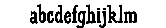 HFF Air Apparent Font LOWERCASE
