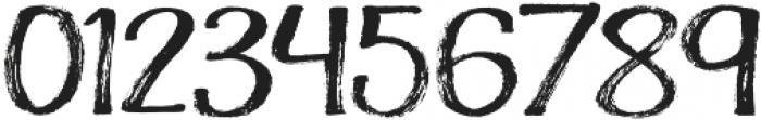 Hideline otf (400) Font OTHER CHARS