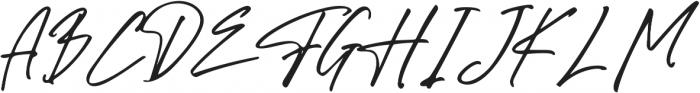 High Dreaming Alt ttf (400) Font UPPERCASE