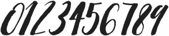 Highline Alternates Slanted otf (400) Font OTHER CHARS