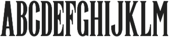 Highwind otf (400) Font UPPERCASE