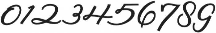 Hilwen Script Bold Regular otf (700) Font OTHER CHARS