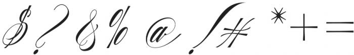 Hime Script Vmf otf (400) Font OTHER CHARS