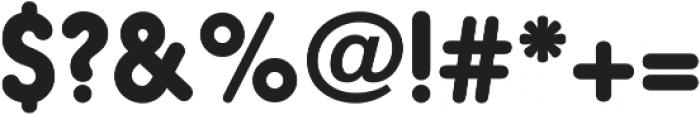 Hiruko Pro Alternate Bold ttf (700) Font OTHER CHARS