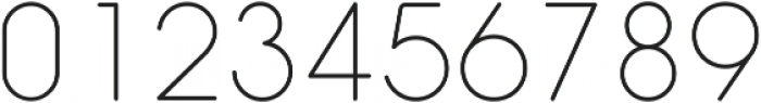 Hiruko Pro Alternate ttf (200) Font OTHER CHARS