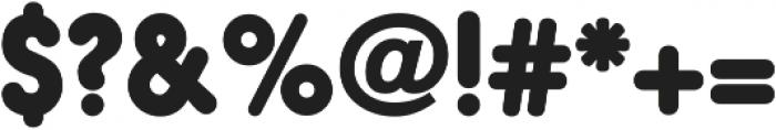 Hiruko Pro Alternate ttf (900) Font OTHER CHARS