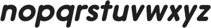 Hiruko Pro ttf (400) Font LOWERCASE