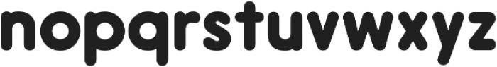 Hiruko Pro ttf (700) Font LOWERCASE