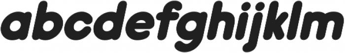 Hiruko Pro ttf (900) Font LOWERCASE