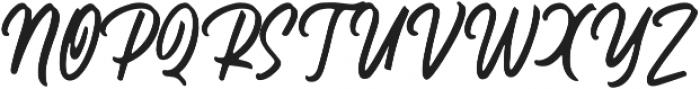Histeria otf (400) Font UPPERCASE