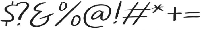 Historia Sky Sans otf (400) Font OTHER CHARS