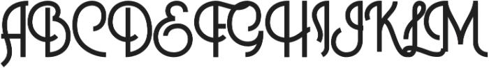 Historica otf (400) Font UPPERCASE