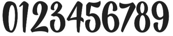 Historise Regular otf (400) Font OTHER CHARS