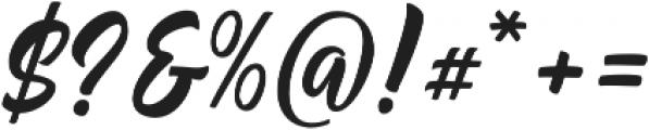 History Regular ttf (400) Font OTHER CHARS