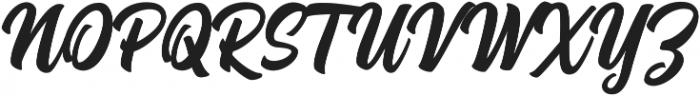 History Regular ttf (400) Font UPPERCASE