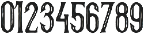 Historycal Inline otf (400) Font OTHER CHARS