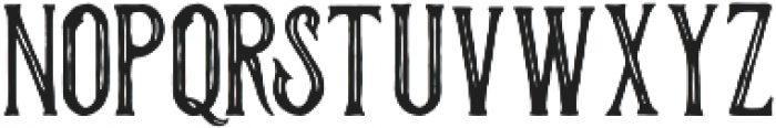 Historycal Inline otf (400) Font UPPERCASE