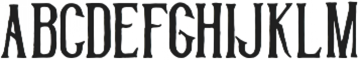 Historycal otf (400) Font UPPERCASE