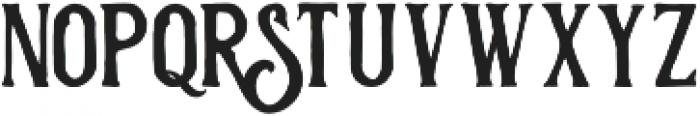 Historycal otf (400) Font LOWERCASE